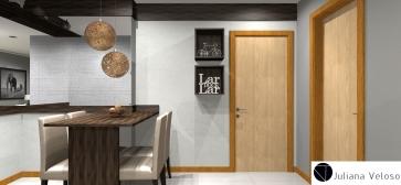 Sala de Estar- Condominio Via Alto Mapendi